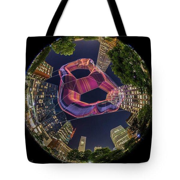 Summer Float Tote Bag