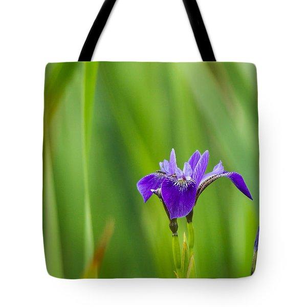Summer Flower Tote Bag