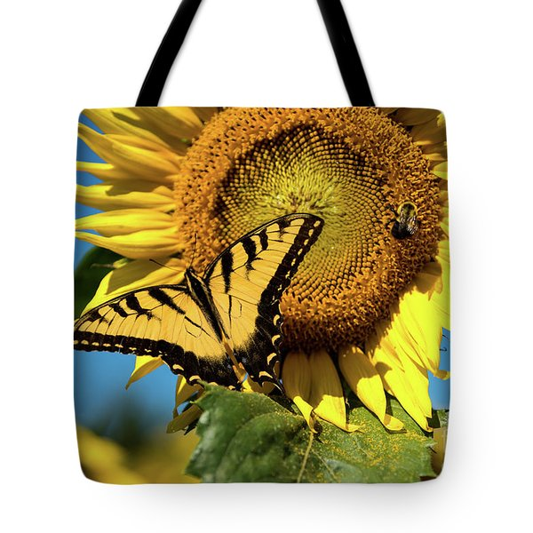 Summer Friends Tote Bag by Sandy Molinaro