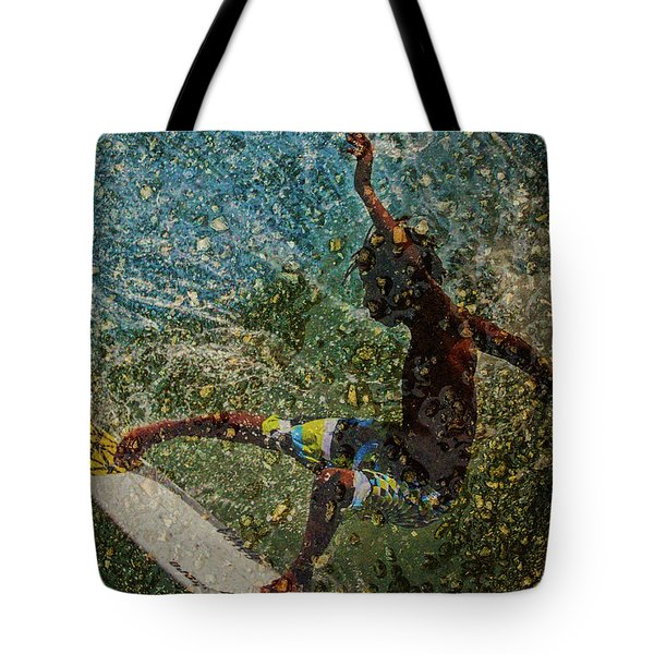 Tote Bag featuring the photograph Summer Fun by Randy Sylvia