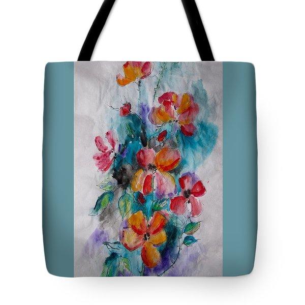 Summer Garden #1 Tote Bag