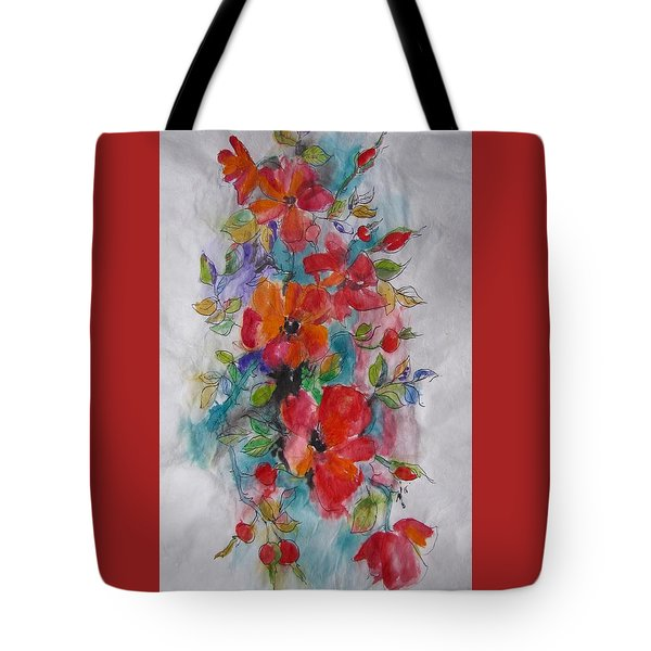 Summer Garden #2 Tote Bag