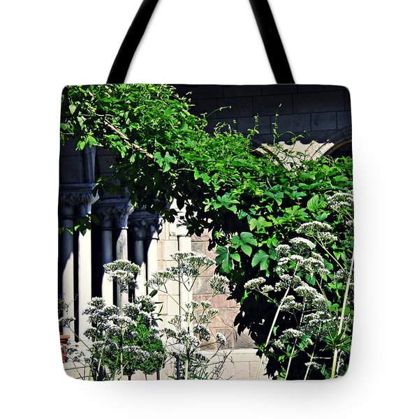 Summer Gardens At The Cloisters 5 Tote Bag