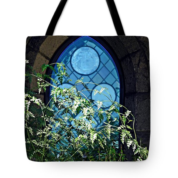 Summer Gardens At The Cloisters 7  Tote Bag