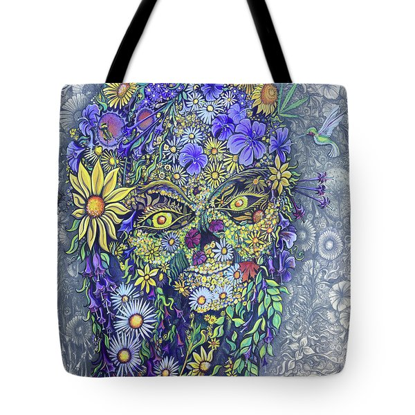 Summer Girl Tote Bag
