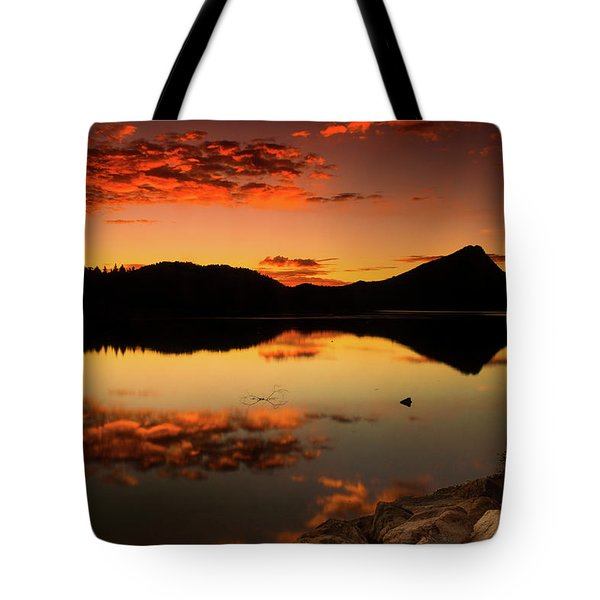 Summer Glow Tote Bag