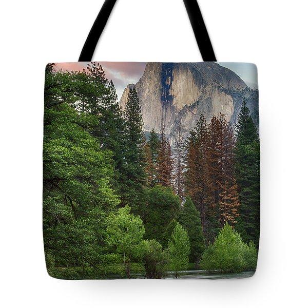 Summer Half Dome  Tote Bag