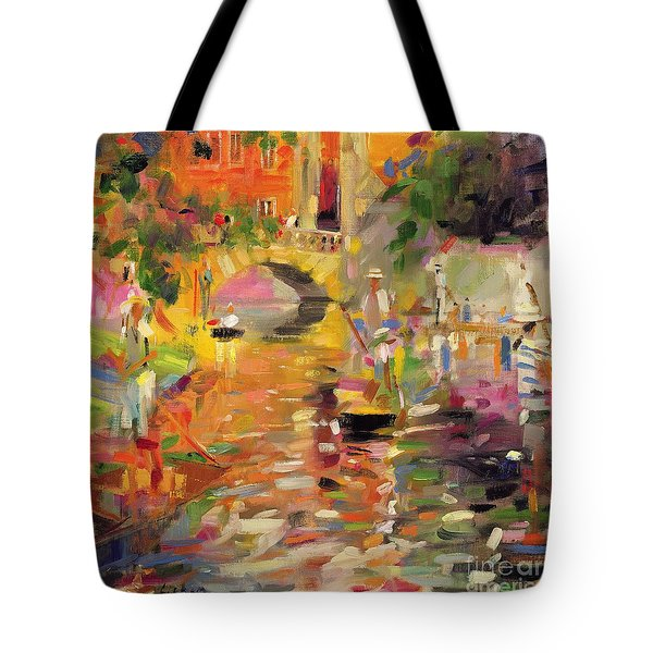 Summer Heat Tote Bag by Peter Graham