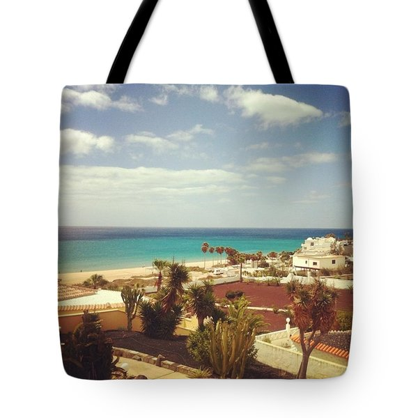 #summer #holiday #vacation #beach #sun Tote Bag