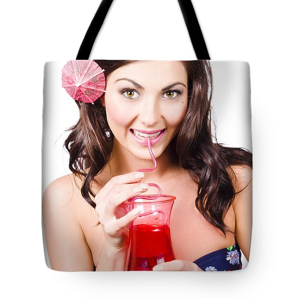 Summer Holidays Tote Bag