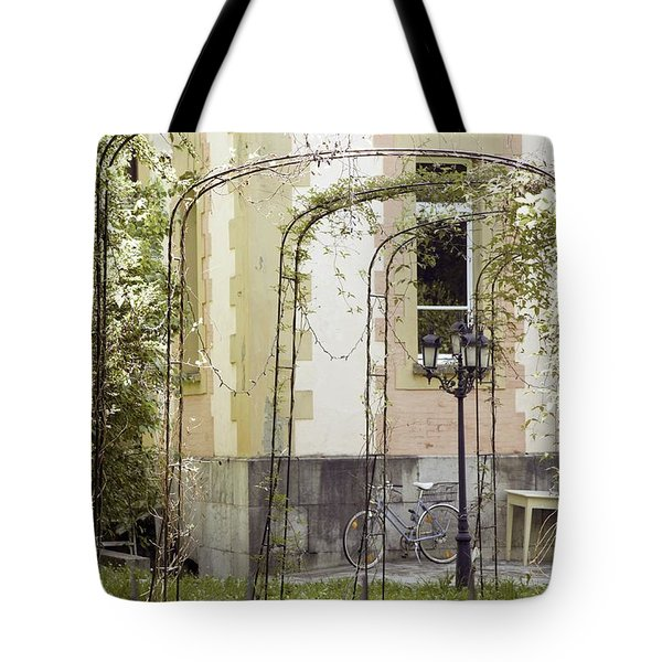 Tote Bag featuring the photograph Summer In Europe by Colleen Williams