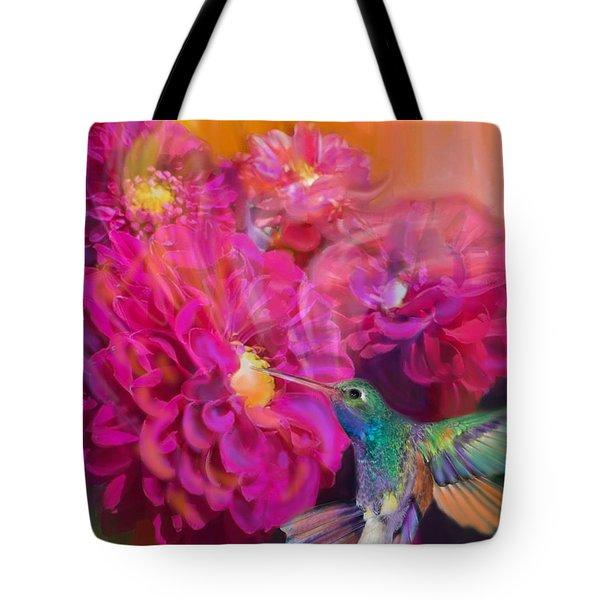 Summer In Full Bloom  Tote Bag