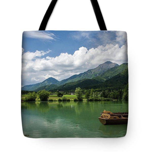 Summer In Preddvor Tote Bag