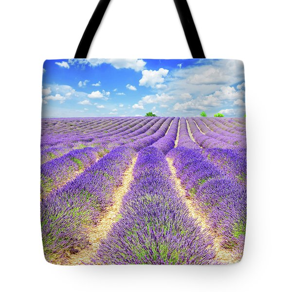 Summer In Provence Tote Bag by Anastasy Yarmolovich
