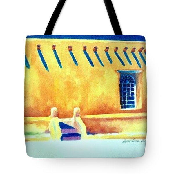 Summer In Taos Tote Bag