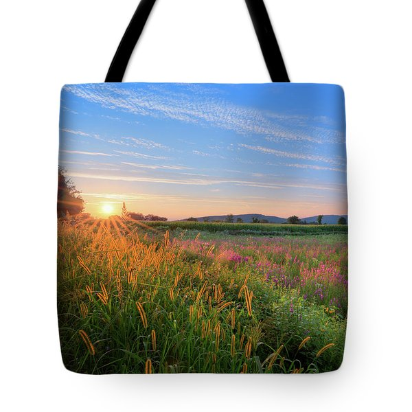 Summer In The Hills 2017 Tote Bag