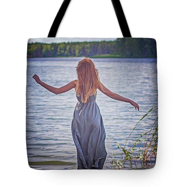 Summer In The Light And Winter In The Shade Tote Bag