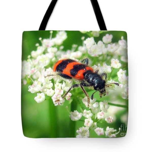 Summer Tote Bag by Irina Hays