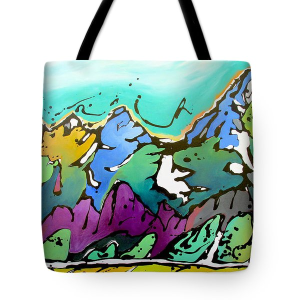 Summer Is Upon Us Tote Bag