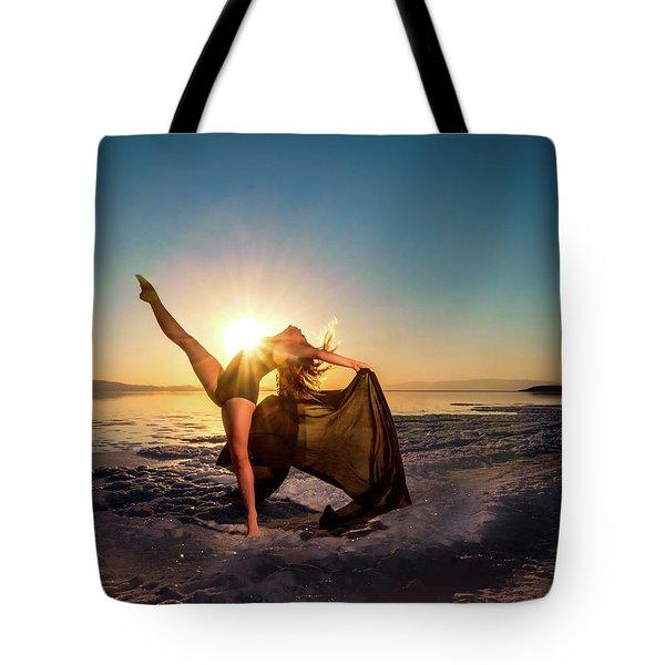 Summer Kicks Tote Bag