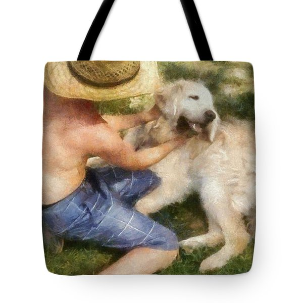 Summer Lovin Tote Bag