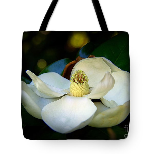 Summer Magnolia Tote Bag