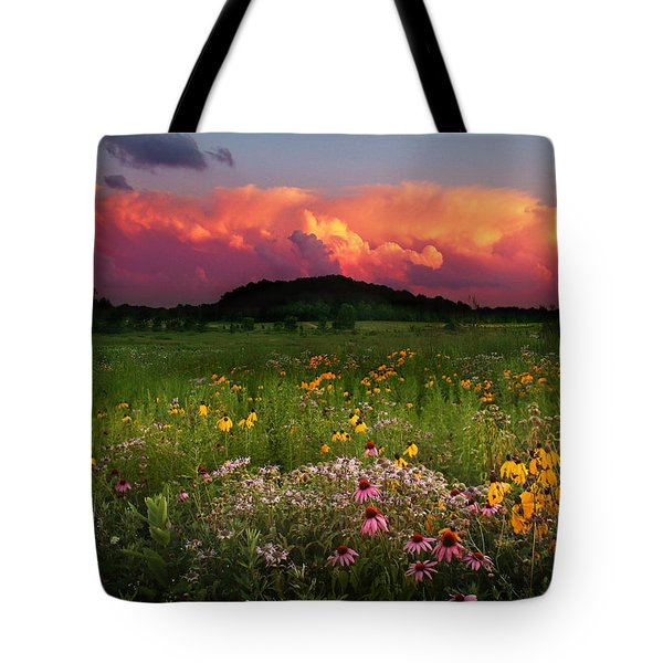 Summer Majesty Tote Bag by Rob Blair