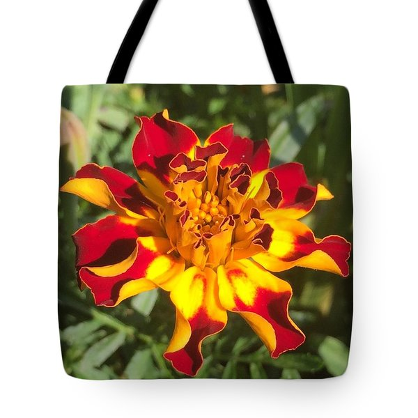 Summer Marigold Tote Bag