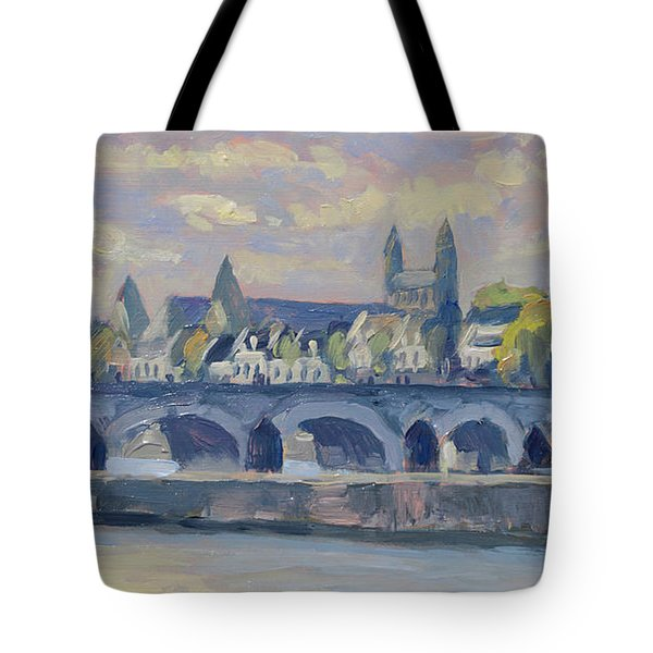 Summer Meuse Bridge, Maastricht Tote Bag