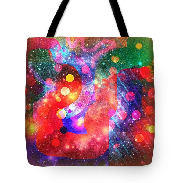 Tote Bag featuring the photograph Summer Morning by Robin Regan
