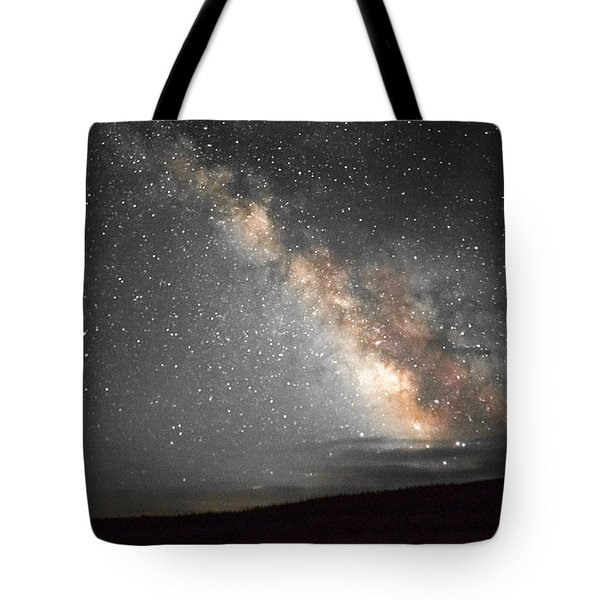 Summer Night Light Tote Bag