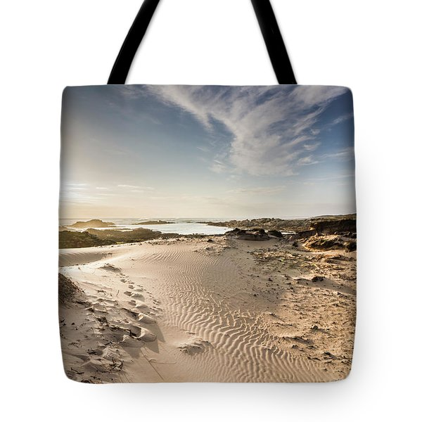 Summer Oasis Tote Bag