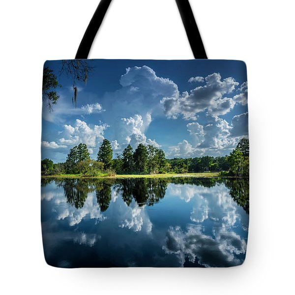 Summer Of Calm Tote Bag