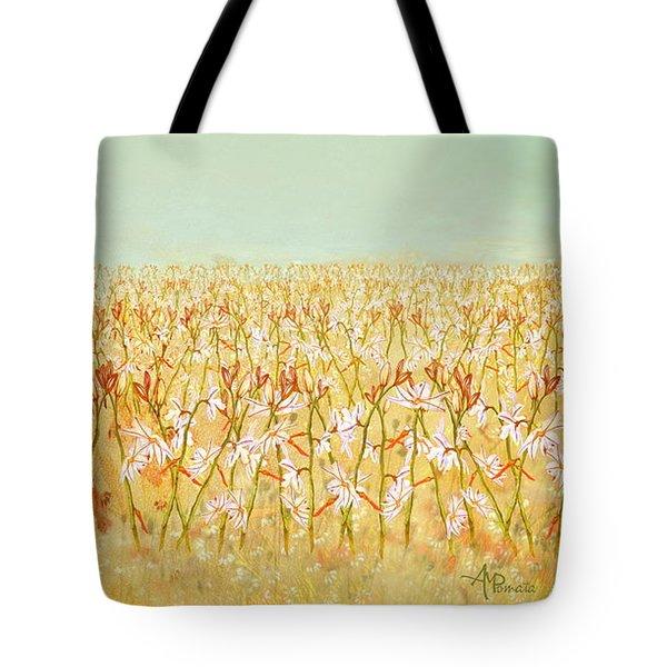 Summer Outbreak Tote Bag