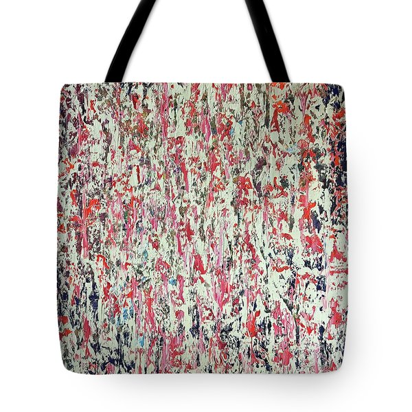 Summer Passion Tote Bag