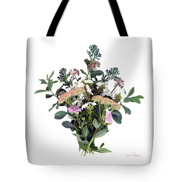Summer Perrenials Tote Bag