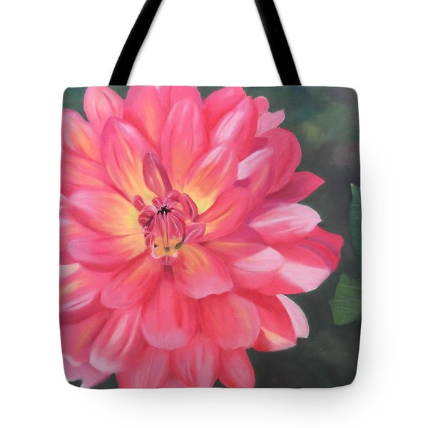 Summer Pinks Tote Bag