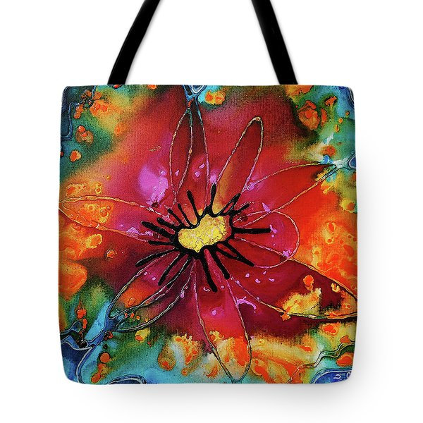 Summer Queen Tote Bag