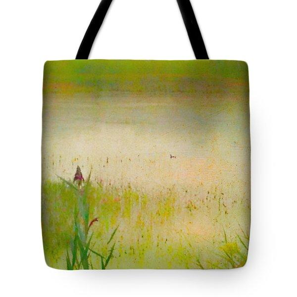 Summer Reeds Tote Bag