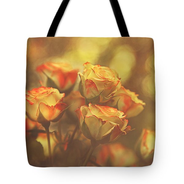 Summer Roses #1 Tote Bag