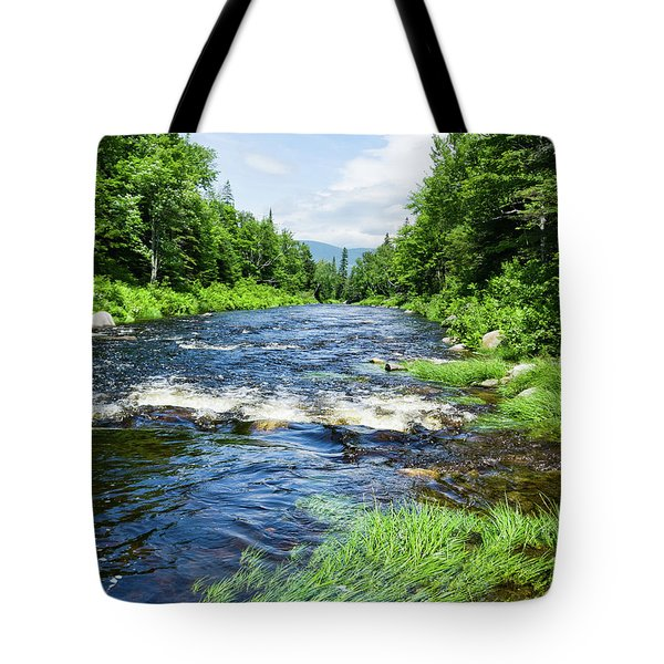Summer Scene Rangeley Maine  -70742 Tote Bag