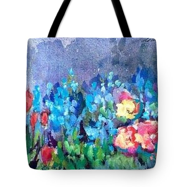 Summer Shade Tote Bag