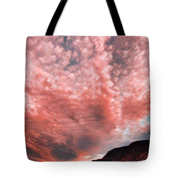 Summer Skies Tote Bag by Tara Turner