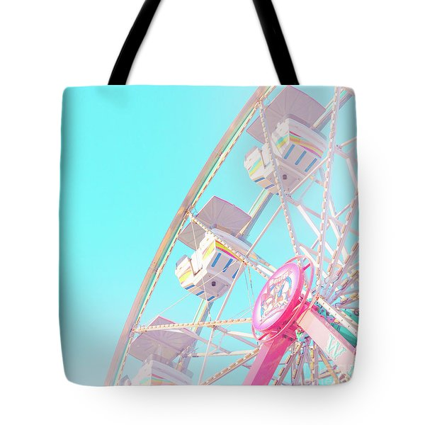 Tote Bag featuring the photograph Summer Sky by Cindy Garber Iverson