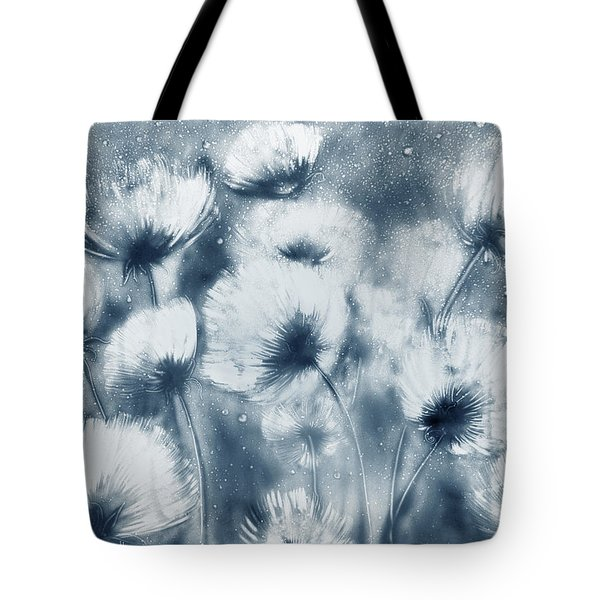 Summer Snow Tote Bag