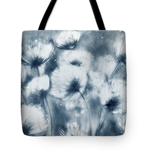 Summer Snow Tote Bag