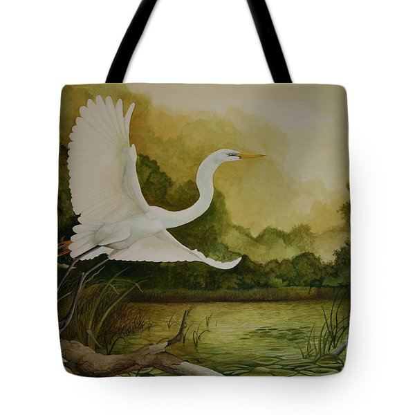 Summer Solitude Tote Bag