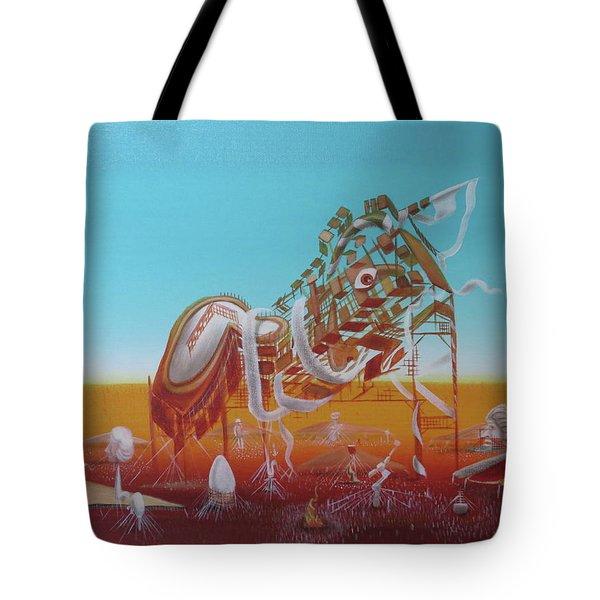 Summer Solstice Celebration Tote Bag