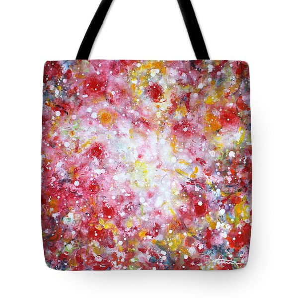 Summer Solstice Tote Bag by Kume Bryant
