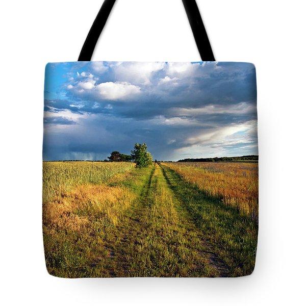 Summer Sound Tote Bag